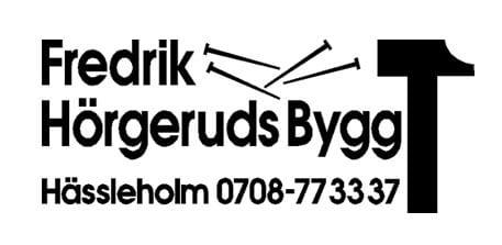 Fredrik Hörgeruds Bygg AB