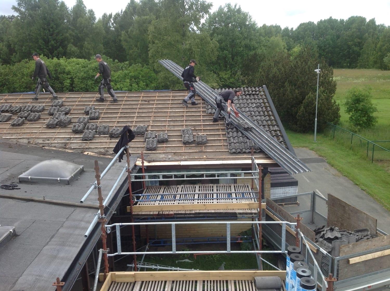 takläggning hässleholm